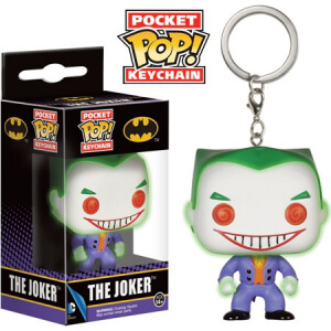 GITD Joker Ltd Ed Pocket Pop! Keychain