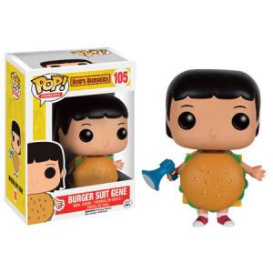 Bob's Burgers Ltd Ed. Burger Suit Gene Pop! Vinyl Figure