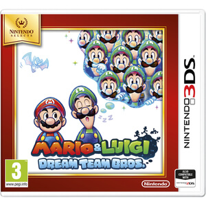 Nintendo Selects Mario & Luigi: Dream Team Bros.