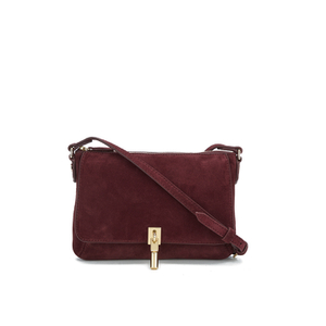 Elizabeth and James Women's Cynnie Micro Cross Body Bag - Bordeaux