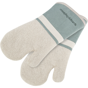 Morphy Richards 973524 Set of 2 Oven Mits - Sage Green