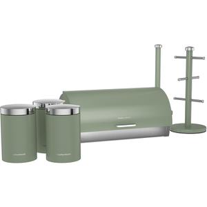 Morphy Richards 974107 6 Piece Storage Set - Sage Green