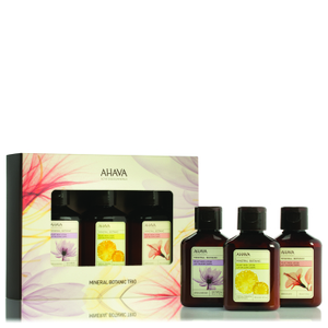 AHAVA Mineral Botanic Body Lotion Collection