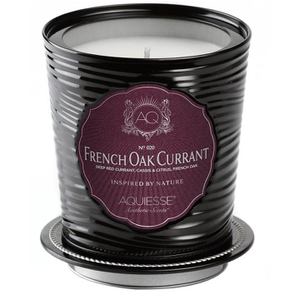 Aquiesse Tin Candle - French Oak Currant