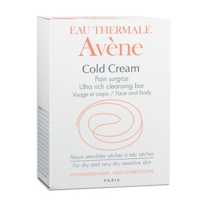 Avene Cold Cream Ultra Rich Cleansing Bar