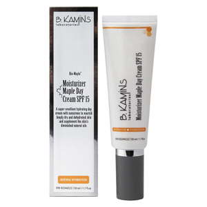 B Kamins Maple Day Cream SPF 15