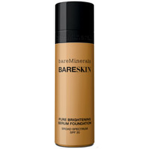 bareMinerals bareSkin Pure Brightening Serum Foundation - Bare Caramel