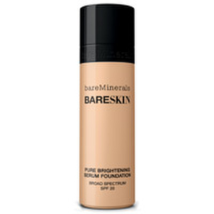 bareMinerals bareSkin Pure Brightening Serum Foundation - Bare Shell