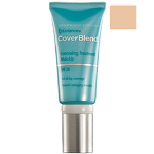 CoverBlend Concealing Treatment Makeup SPF 30 - Golden Beige