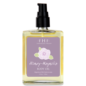 FarmHouse Fresh Honey Magnolia Sparkling Soak and Body Oil