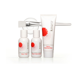 Kinara Red Carpet Facial Kit