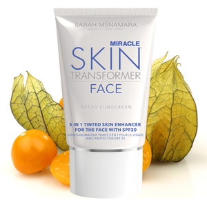 Miracle Skin Transformer Face Broad Spectrum SPF 20 - Tan