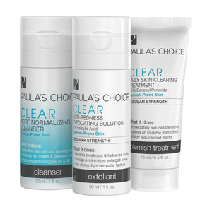 Paula's Choice Clear Regular Strength Two Week Trial Kit