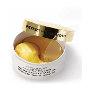 Peter Thomas Roth Gold Hydra Gel Eye Masks