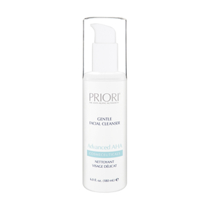 PRIORI Advanced AHA Gentle Facial Cleanser