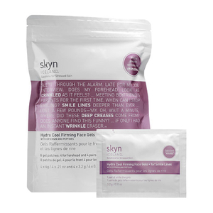 skyn ICELAND Hydro Cool Firming Face Gels