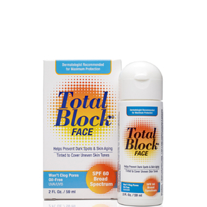 Total Block Sunscreen SPF60