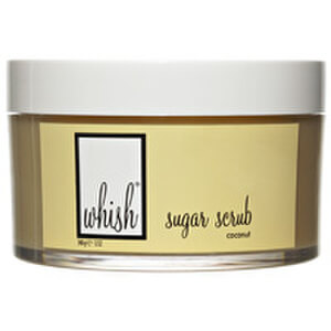 Whish Three Whishes Sugar Scrub - Coconut