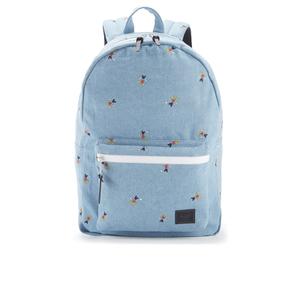Herschel Supply Co. Settlement Disney Backpack - Denim/Black Poly