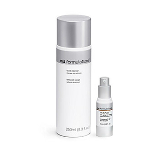 MD Formulations Cleanser and Vit-A-Plus Anti-Aging Eye Complex