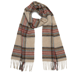Barbour Women's Country Check Scarf - Cream