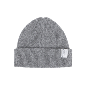 Barbour Men's Lambswool Watch Cap Beanie - Grey