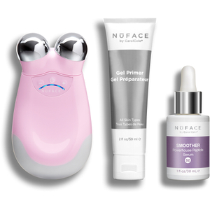 NuFace Trinity Facial Toning Kit and Free Smoother Serum