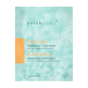 patchology Illuminate FlashMasque Facial Sheet - FREE Gift