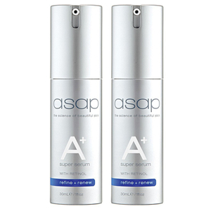 2x asap super A serum 30ml