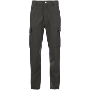 Craghoppers Men's Mallory Ripstop Trousers - Dark Khaki