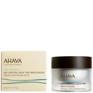 AHAVA Age Control Even Tone Moisturiser SPF20