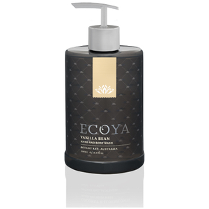 ECOYA Vanilla Bean - Hand & Body Wash