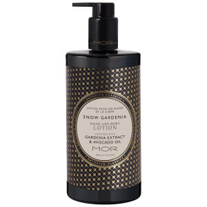 MOR Emporium Classics - Snow Gardenia Hand and Body Lotion