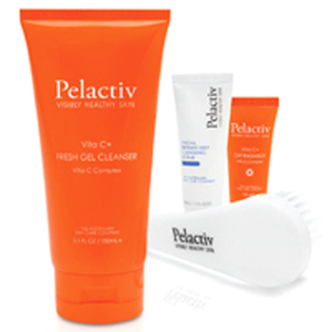 Pelactiv limited edition Double Action Cleansing Kit - Sun Damaged or Ageing Skin