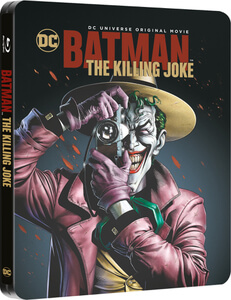 Batman: The Killing Joke - Zavvi exklusives Steelbook