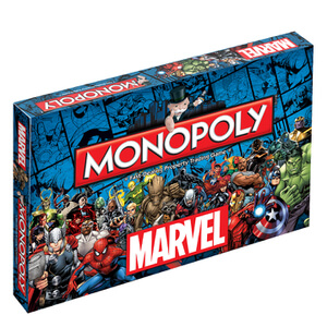 Monopoly - Marvel Universe Edition