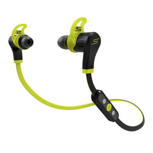 SMS Audio by 50 Cent: Sports Bluetooth Earphones (Water Resistant) - Yellow