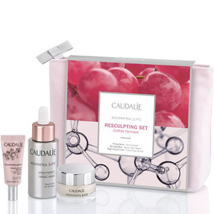 Caudalie Resveratrol Lift Get Resculpted Set (Worth £68)