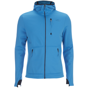 The North Face Men's Rafford Full Zip Hoody - Blue Aster