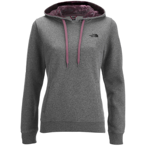 The North Face Women's Open Gate Pullover Hoody - Medium Grey Heather