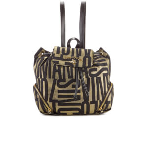 Vivienne Westwood Women's Anglo Jacquard Backpack - Black