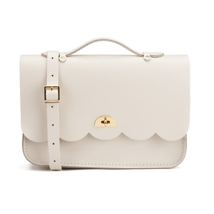 The Cambridge Satchel Company Women's Cloud Bag with Handle - Clay