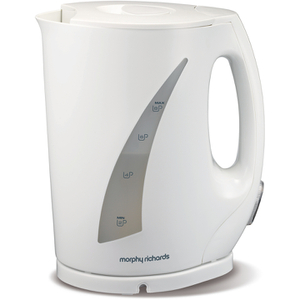 Morphy Richards 43485 New Essentials Jug Kettle - White