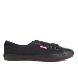 Superdry Women's Low Pro Trainers - Black