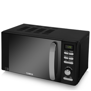 Tower T24010 800W Digital Microwave - Multi