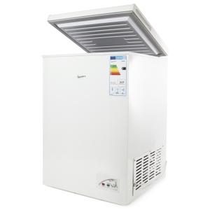 Signature S30006 103L Chest Freezer - White