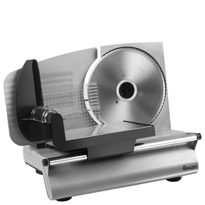 Swan SFS102 Food Slicer - Stainless Steel