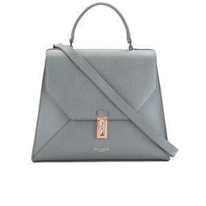 Ted Baker Women's Ellice Top Handle Bag - Gunmetal