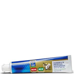 Manuka Health Propolis and MGO 400 Manuka Honey Toothpaste with Tea Tree Oil 100g