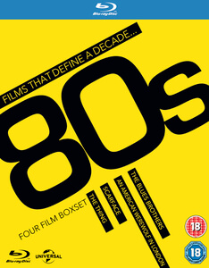 Films That Define A Decade Boxset - 80's